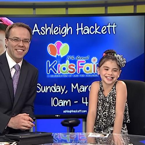 Ashleigh on NBC